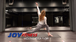 MOVING YOGA FLOW